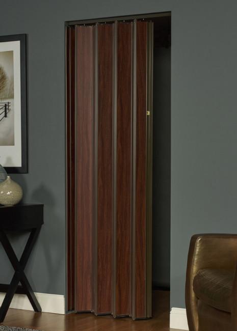 Woodshire Folding Door - Mahogany