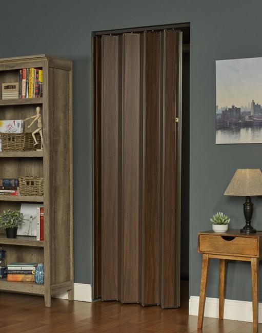 Woodshire Folding Door - Walnut